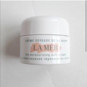 La Mer the moisturizing soft cream mini